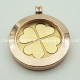 Fashion Custom Stainless Steel Floating Locket Pendant for Decoration