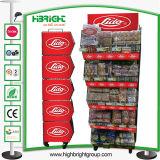 Supermarket Promotion Wire Mesh Stacking Display Basket