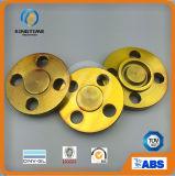 Top Quality ASME 16.5 Carbon Steel Forged Flange Blind Flange (KT0205)