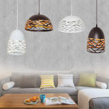 Jianer Beautiful Fashion Modern Metal Pendant Lamp Lighting for restaurant
