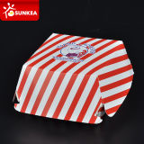 Custom Design Printed Paper Hamburger Package