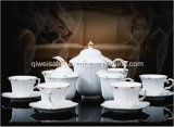 Jingdezhen Porcelain Coffee Set (QW-00003)