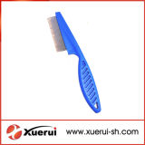 Plastic Handle Pet Hair Combs for Dog and Cat Cleaning