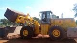 Moving Block in Miner Wheel Loader