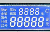 Character Negative Stn Blue LCD Module