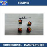 Manufacture Direct Sale Cooper Metal Air Car Anti-theft Tire Valve Caps
