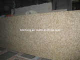 China Giallo Gold Granite Slab for Kitchen Furniture