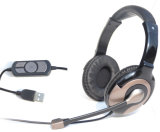 Professional USB Computer Stereo Headsets