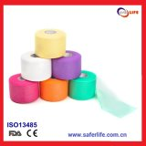 2015 Cohesive Adhesive Colored Pre-Tape Foam Underwrap Bandage Medical Dressing Prewrap Foam