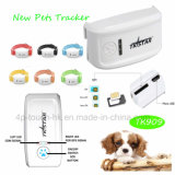 Small Pets GPS Tracker with Collar for Dogs/Cats/Sheep/Rabbit Tk909
