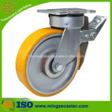 Heavy Duty Caster Industrial PU Wheel Caster