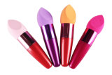 Colorful Design Powder Puff with Handle