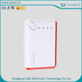 Portable Li-ion External Battery Supply for Smartphone