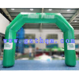 0.6mm Thickness PVC HD Inkjet Inflatable Arch for Sport Start and Finish Display