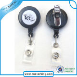 Wonderful Custom Silver Retractable Badge Reels Strap