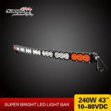 "43"" Auto Curved 240W 4X4 LED Light Bar Offroad"