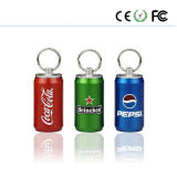 Metal Gifts U Disk Coke Shape USB Flash Drive, Business Custom USB Flash Drive Pendrive