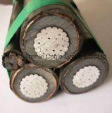 24kv Aerial Bundled Cable IEC Al/XLPE/PVC Power Cable