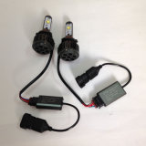 New LED Headlight with Patent Number H4 12V 40W LED Bulb Better Heat Sink But Cheaper