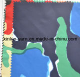 Stripe High Fastness Table Cloth Textile Print Fabric