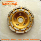 Polishing Concrete and Epoxy Diamond Grinding Wheel