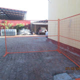 PVC Coated Popular Used Temporary Fence for Canada Market