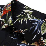Cotton Printed Mens Beach Wear Shirt