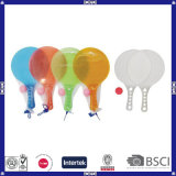 Promotional Colorful Plastic Beach Racket