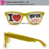 Custom Unisex Printed Pinhole Sunglasses for Party