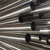 Seamless SS316 Stainless Steel Threaded Pipe with Male Thread End