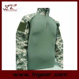 Military Tactical Uniform Camouflage Shirt Airsoft Uniform Frog Suit