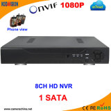 H. 264 NVR 8 Channel 1080P