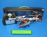 Remote Control Helicopter Plastic RC Plane Toy (856201)