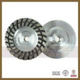 Turbo Cup Wheel of Diamond Grinding Wheel