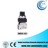 Exe Pneumatic Miniature Mechanical Valves MOV-01, MOV-02, MOV-03, MOV-03A