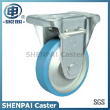 5 Inch Steel Core Nylon Rigid Locking Caster Wheel