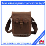Men′s Small Canvas Casual Messenger Bag (MSB-024)