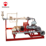 Foam Pump Skid Balanced Pressure Proportioning System for Fire Fighting