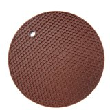Newest Design Honeycomb Heat Resistance Silicone Placemat