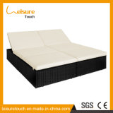 Patio Swimming Pool Outdoor Garden Furniture Rattan Wicker Lounge Lying Bed Deck Chair