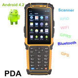 Wireless Rugged Bar Code Scanner Android PDA Ts-901