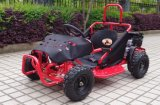 EPA Approve Blue 80cc Go Kart Car with Suspension