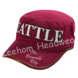 Wholesale Military Leather Army Cap