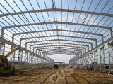 Africa Factory Steel Workshop/ Light Steel Structure Building