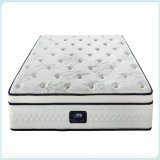 Steel Wire Spring Mattress for Hotel Furniture with Pocketed Spring