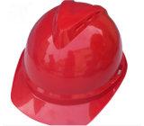 V Model Safety Helmet, ABS Hard Hat, CE EN397 Construction Helemt