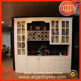 Wine Display Cabinet Stand