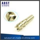 Manufacture End Mill HSS M2ai 3flute Milling Cutter for Cutting Tool