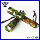 Camouflage Multi-Function Police Flashlight (SYSG-211)