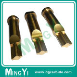 Custom Solid Special Shape Head Punch with Tin Coating